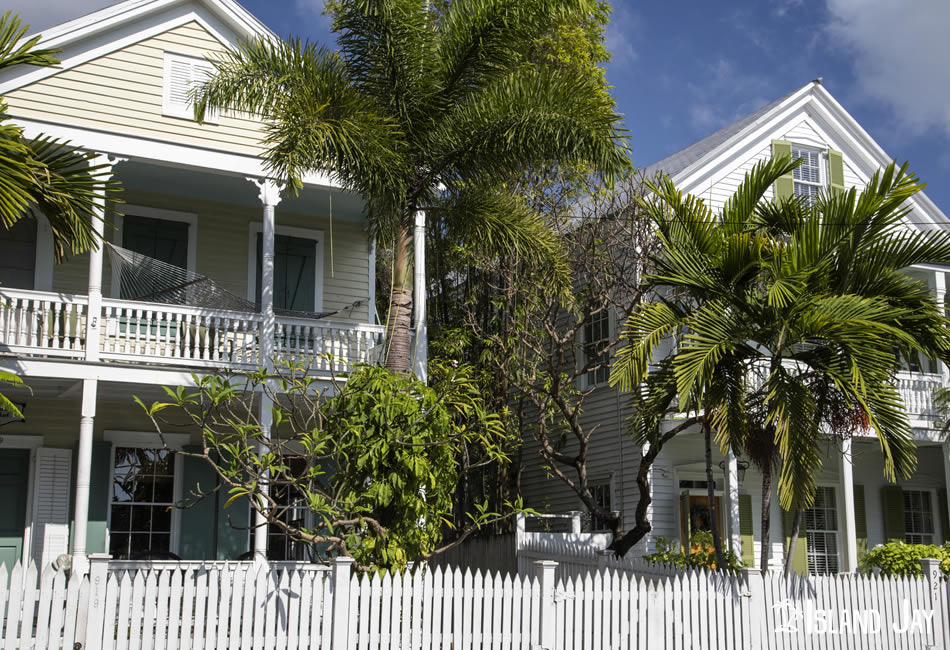 Bungalow Homes in Key West