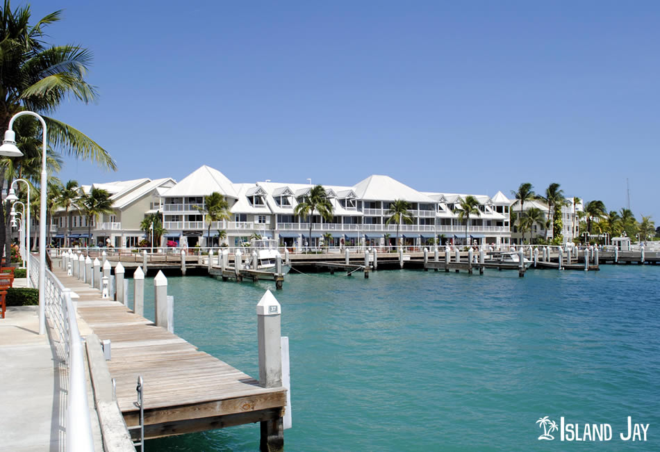 Key West Photo of a Marina & Resort.