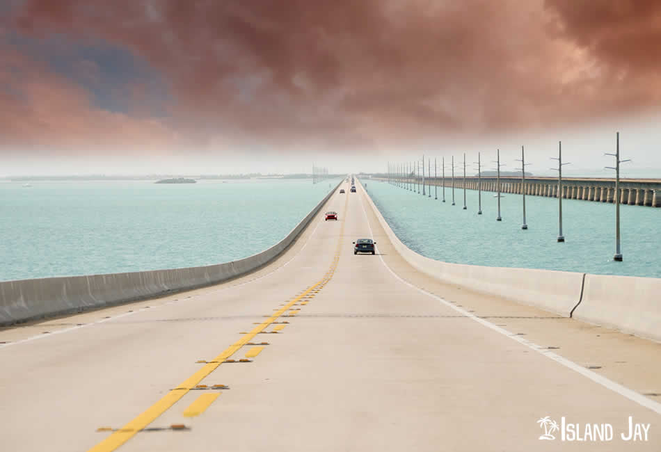 Overseas Highway in the Florida Keys