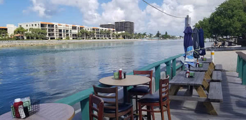 Woody's Waterfront Beach Bar