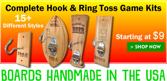 Hook & Ring Toss Games to Buy