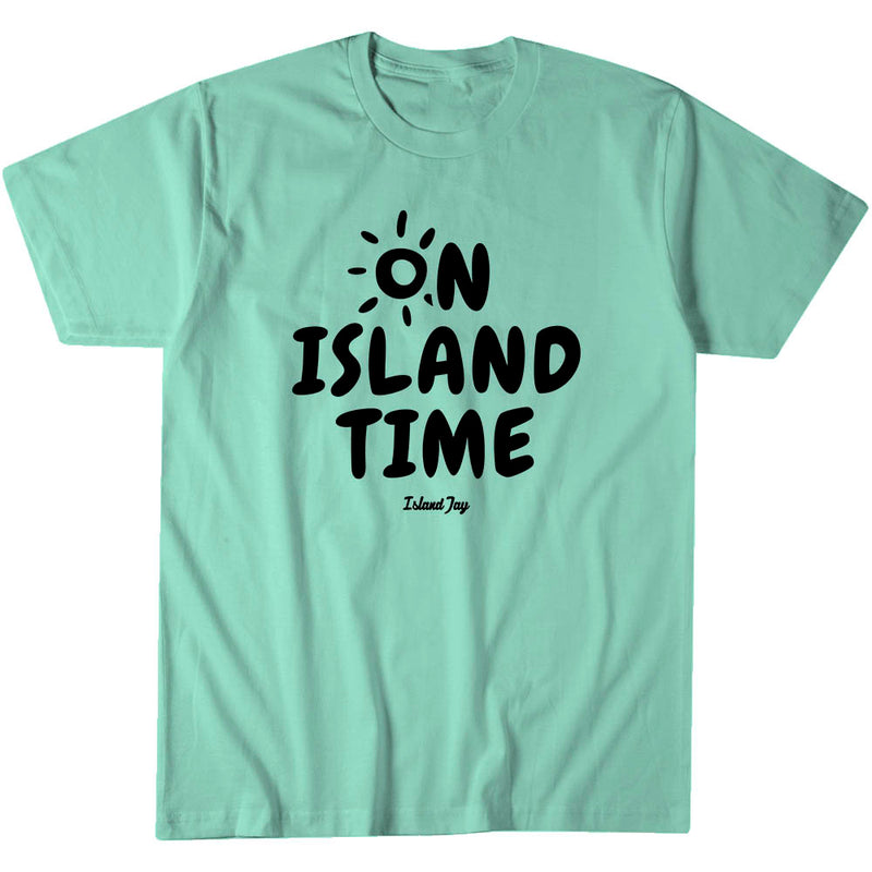 On Island Time T-Shirt