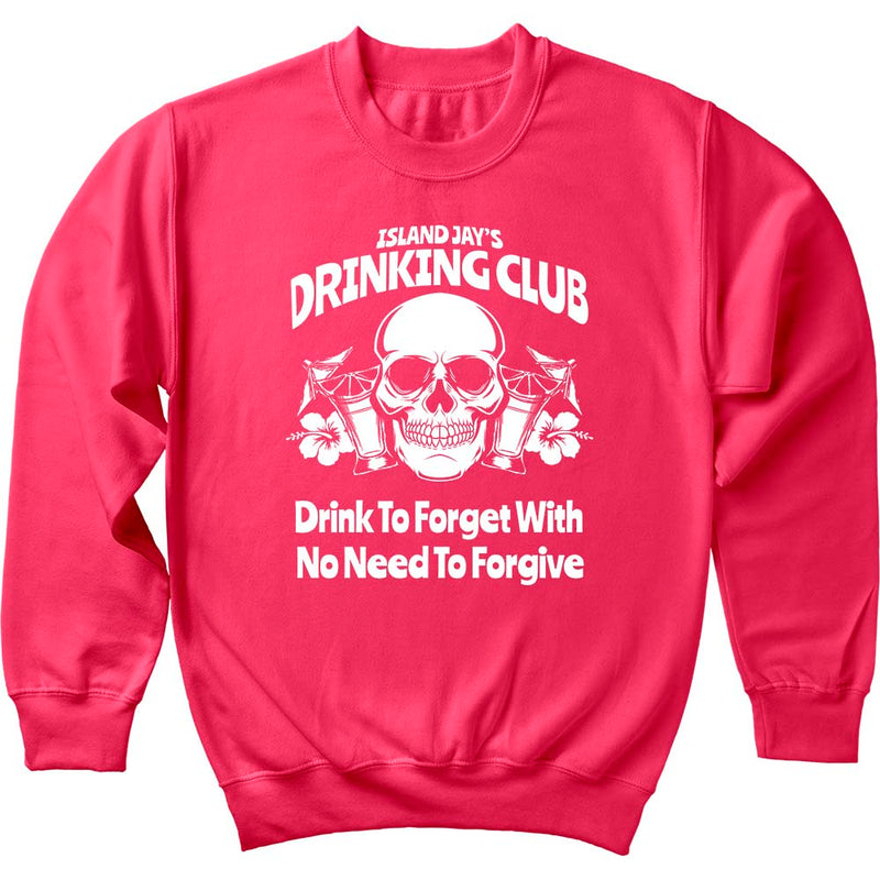 Island Jay's Drinking Club Sweatshirt