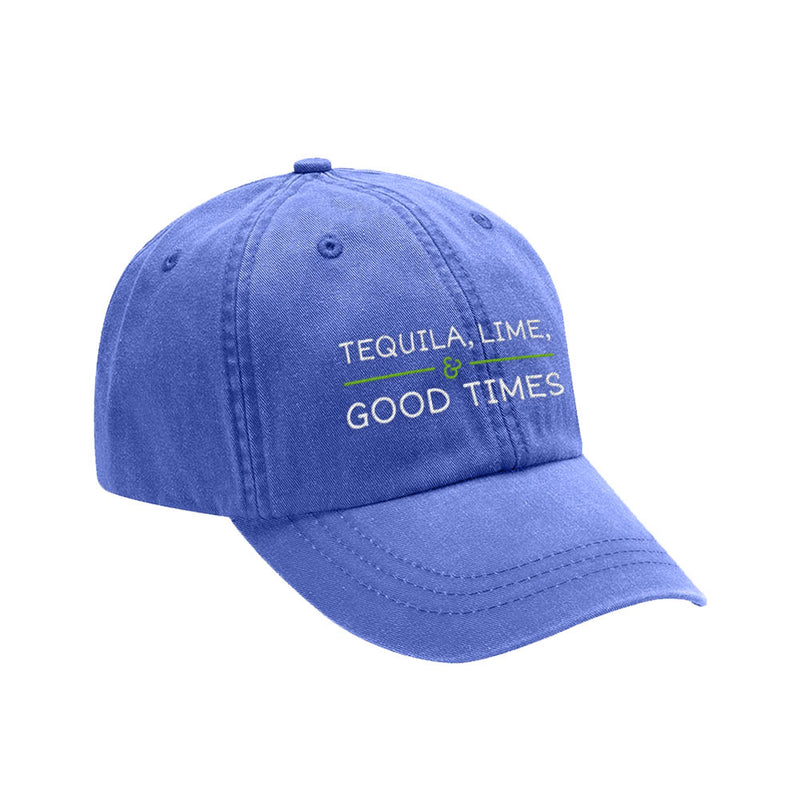 Tequila Lime & Good Times Hat