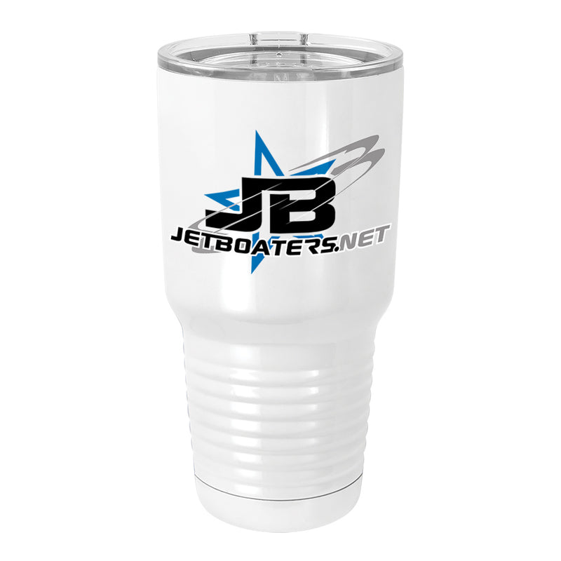 Jet Boaters Metal Tumbler