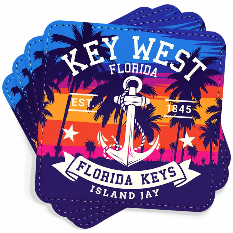 Key West Original - Anchor Trade Wind Coasters