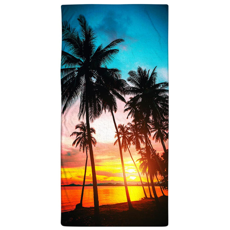 "Vacation Towel - Sunset 30"" x 60"""