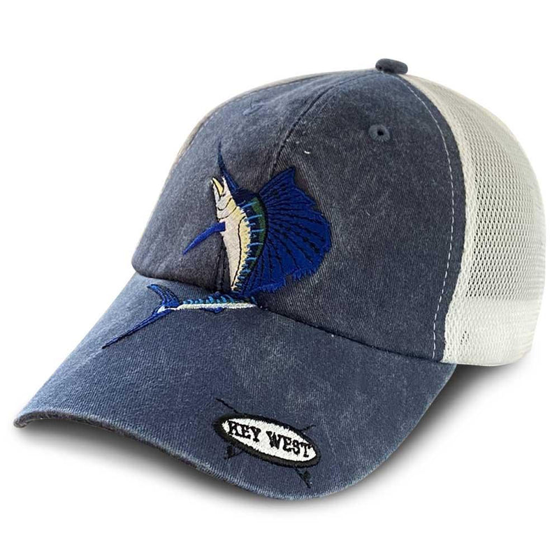 Sailfish Key West Pigment Dye Hat