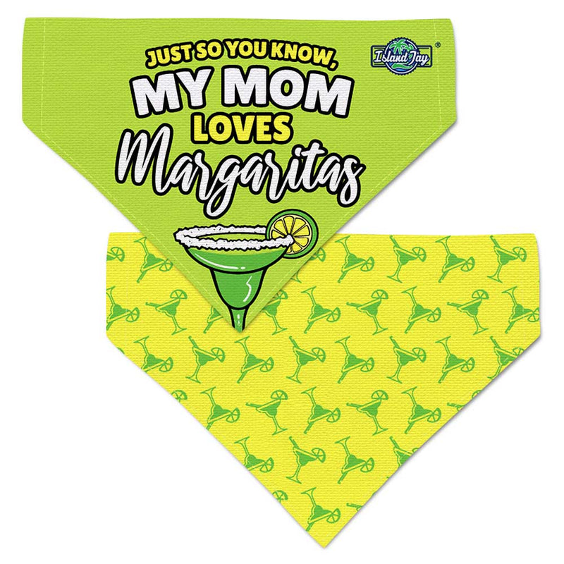 Margarita Mom Dog Bandana