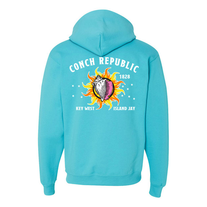 Conch Republic Soft Style Pullover Hoodie