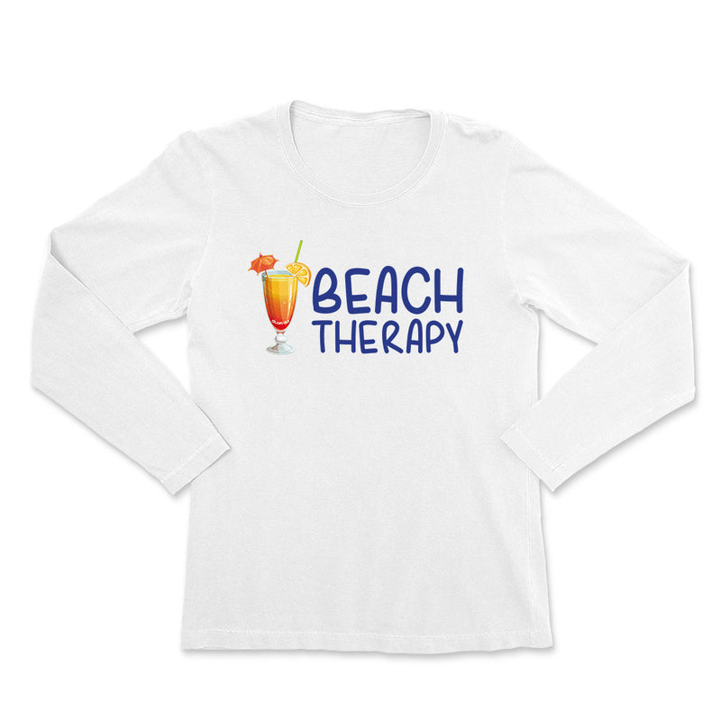 Women's Beach Therapy Long Sleeve T-Shirt