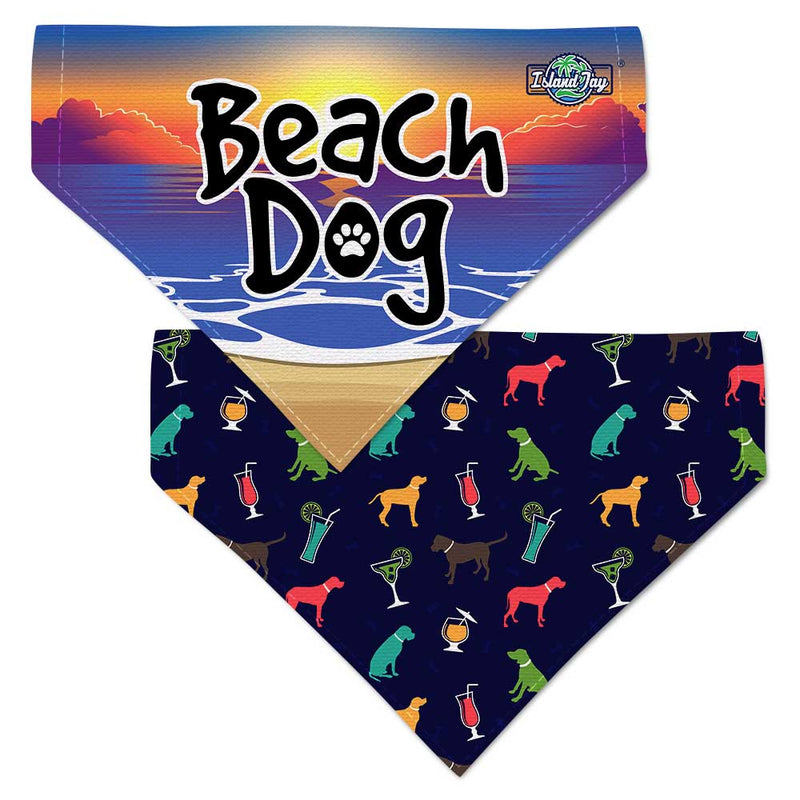 Beach Dog - Dog Bandana