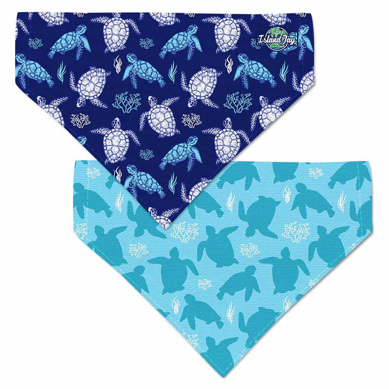 Turtles Dog Bandana