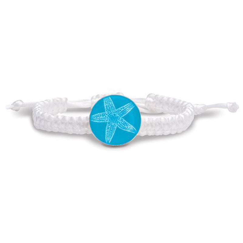 Cape Shore Sailor Rope Starfish Bracelet