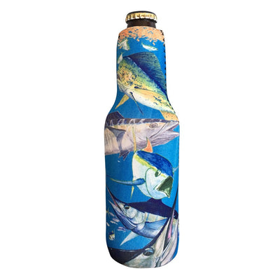 Bluewater Zippered Beer Bottle Cooler Sleeve 2