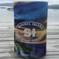 Sanibel Neoprene Drink Can Cooler Sleeve