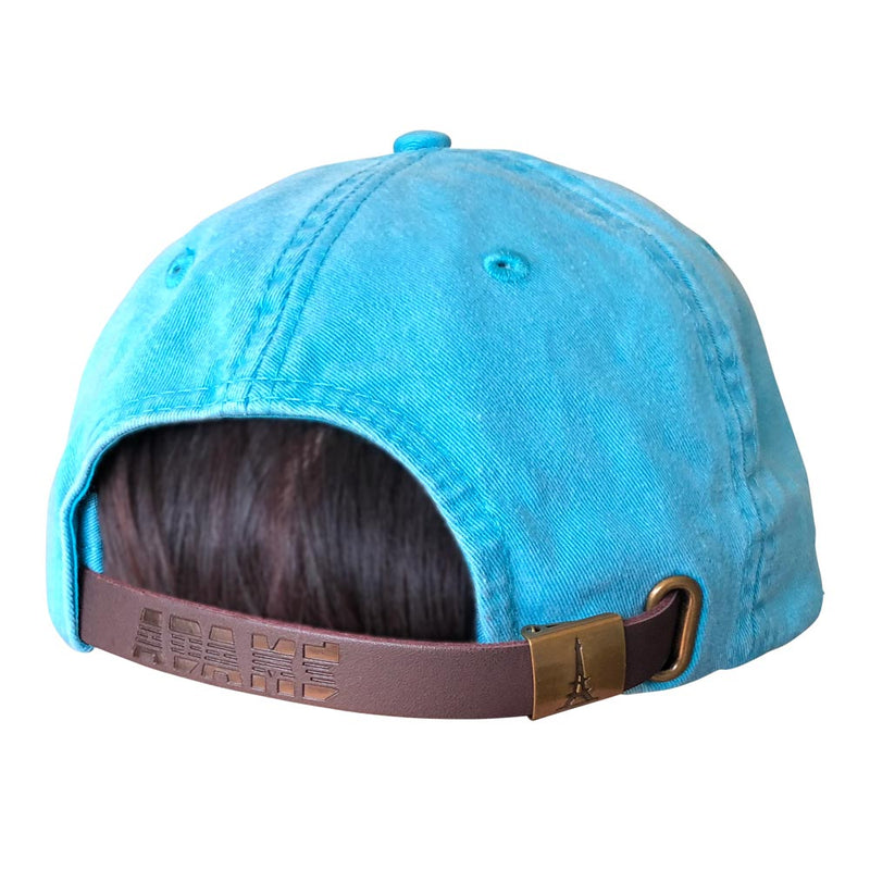 Island Jay Embroidered Branded Hat