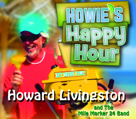 Howard Livingston Howie's Happy Hour CD