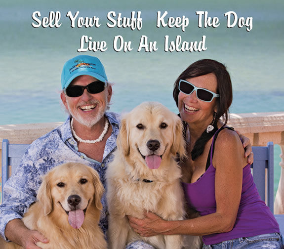 Howard Livingston Sell Your Stuff Keep The Dog Live on an Island CD
