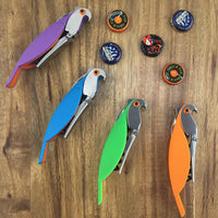 Jay The Parrot Bottle Opener