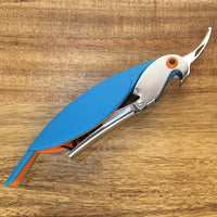 Jay the Parrot Bottle Opener & Corkscrew