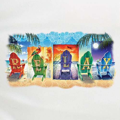 Relax by the Beach T-Shirt