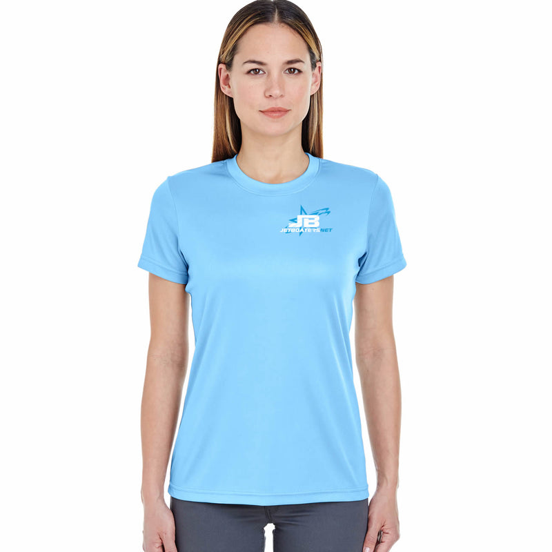 Ladies Jet Boaters 2018 Bimini Trip Performance Short Sleeve Shirt