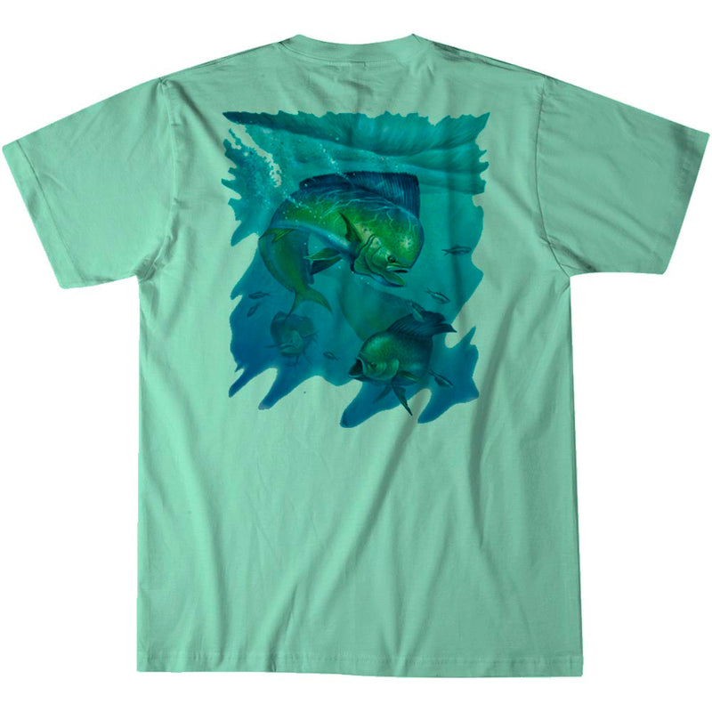 Freeport Mahi Mahi Group Fishing T-Shirt
