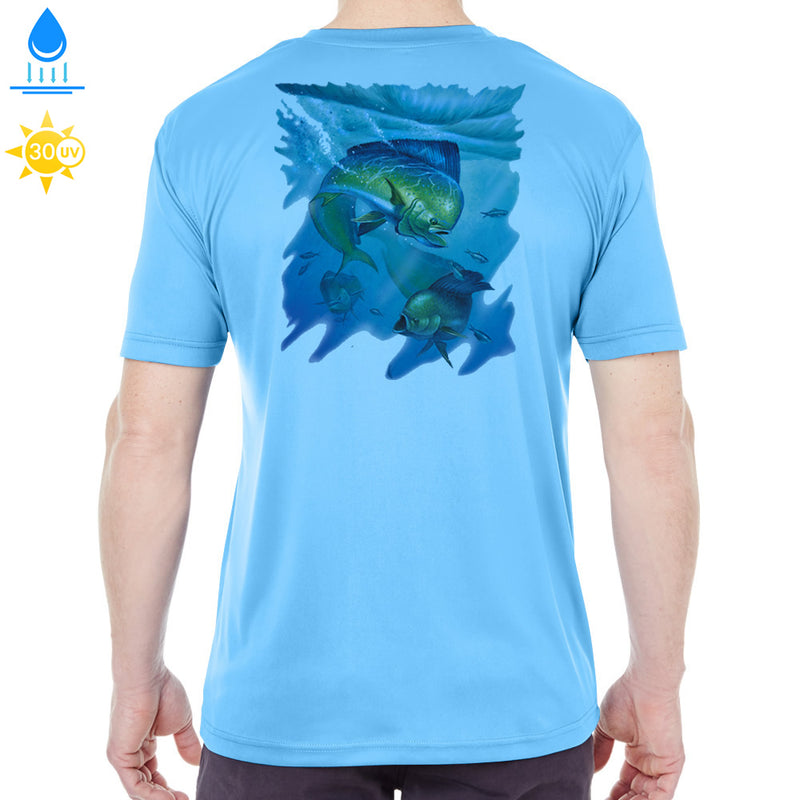 Freeport Mahi Mahi Group Performance Shirt