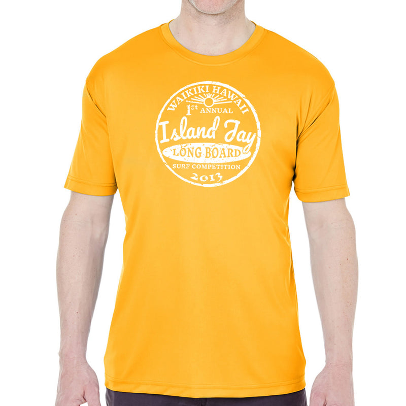 Island Jay Surf Competition Performance Shirt