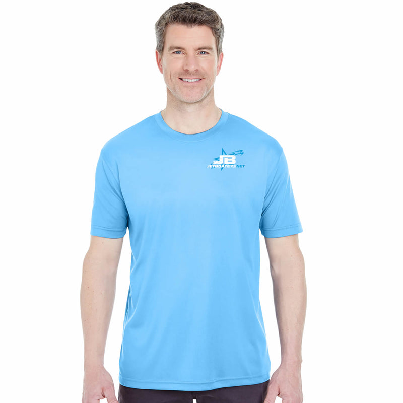 Men's Jet Boaters 2018 Bimini Trip Performance Short Sleeve Shirt