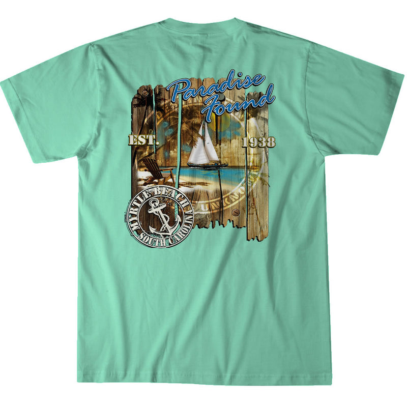 Paradise Found Myrtle Beach T-Shirt