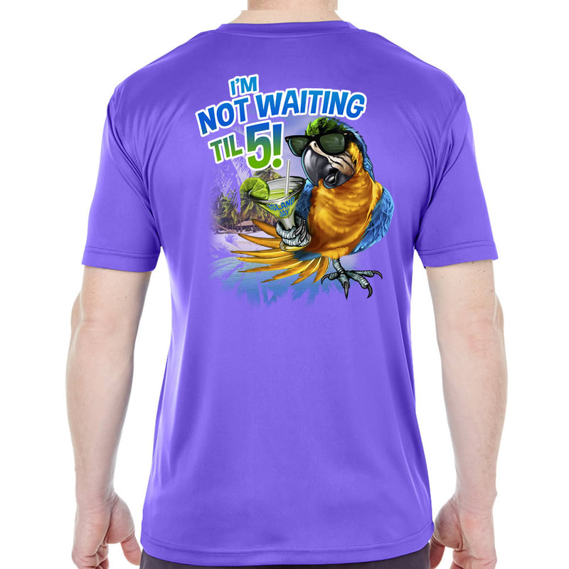 I'm Not Waiting Til 5 Performance Shirt