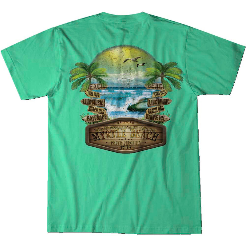 Myrtle Beach Heading in the Right Direction T-Shirt