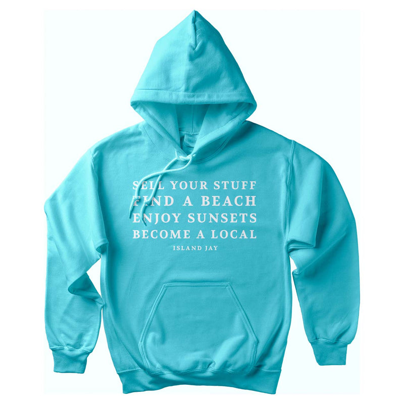 Sell Your Stuff Soft Style Pullover Hoodie