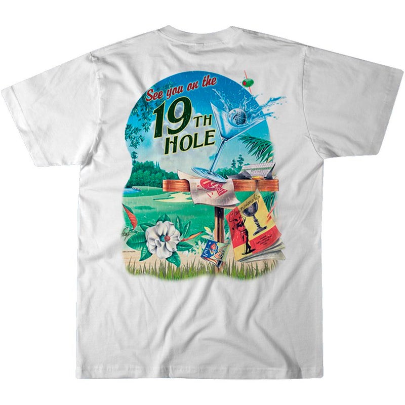 See You At the 19th Hole T-Shirt