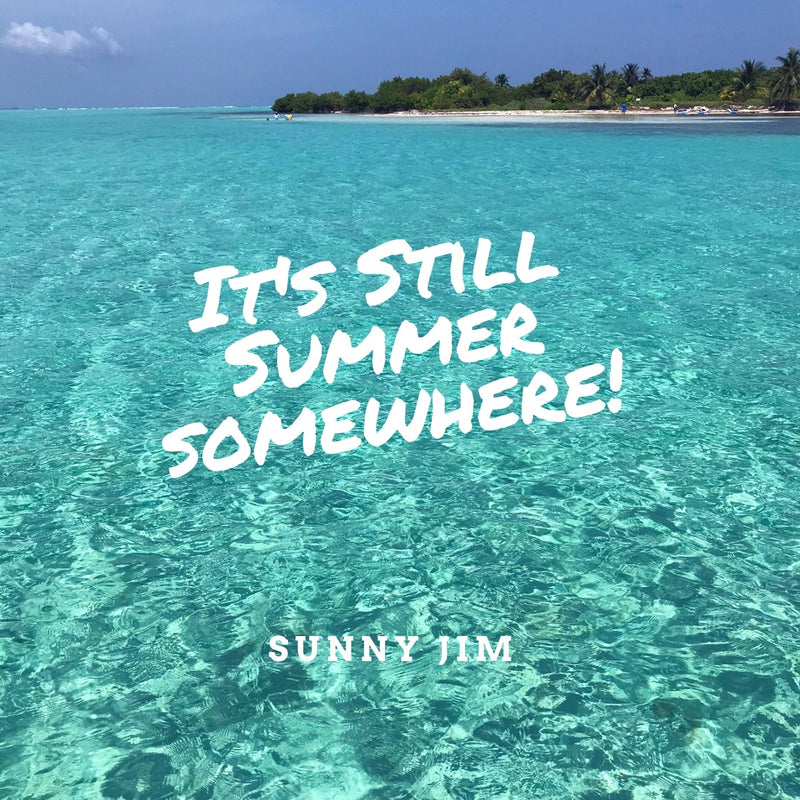 Sunny Jim It's Still Summer Somewhere! Music CD