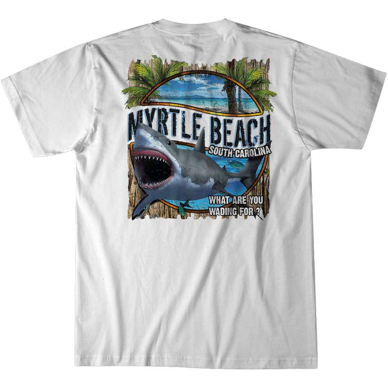 Myrtle Beach What Are You Wading For T-Shirt