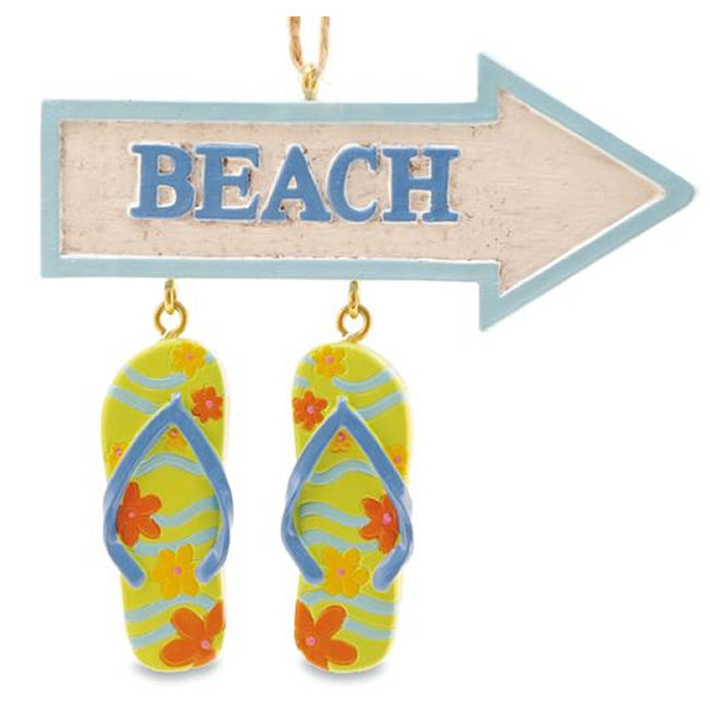 Cape Shore Flip Flop Parade Ornament