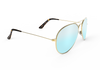 Barbella Aviator - Mint Blue | Shades Club