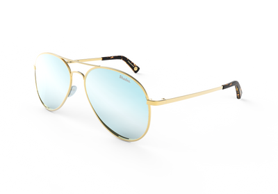 Tangle-Free Aviators - Mint - TROPICAL