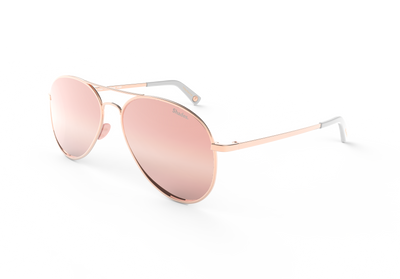 Tangle-Free Aviator Sunglasses