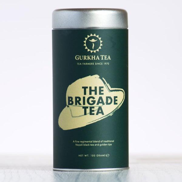 The Brigade Tea - Gurkha Tea   - 1