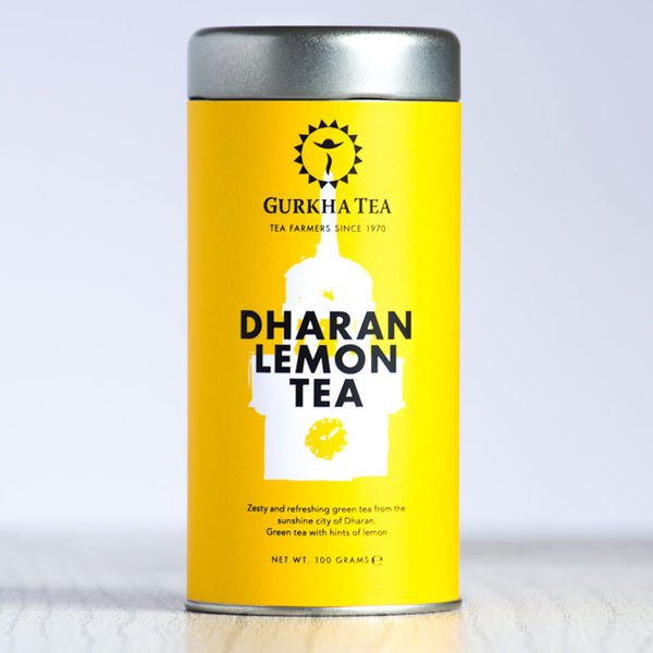 Dharan Lemon Tea - Gurkha Tea   - 1