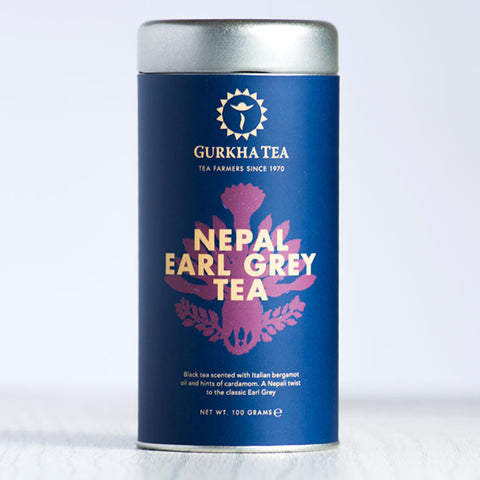 Nepal Earl Grey - Gurkha Tea   - 1