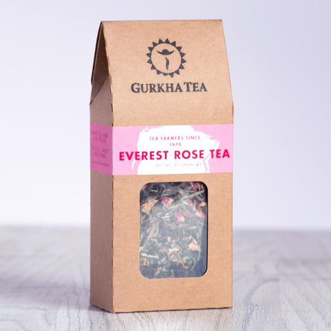 Everest Rose Tea - Gurkha Tea   - 1