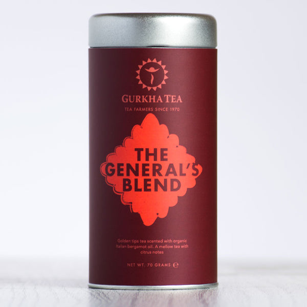 The General's Blend - Gurkha Tea   - 1