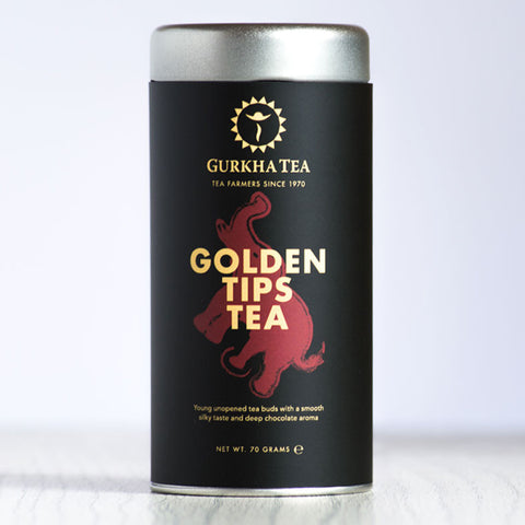 Golden Tips - Gurkha Tea   - 1