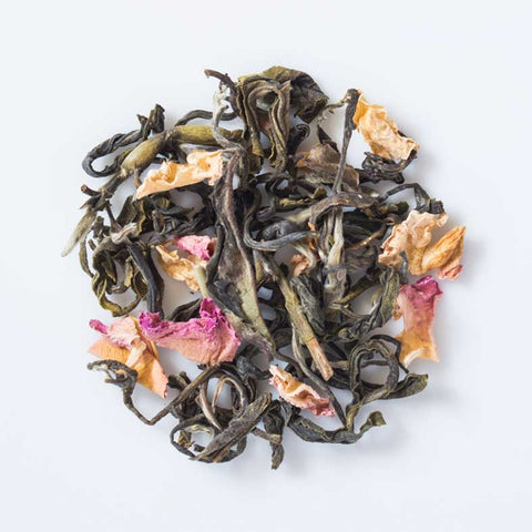 Rose Green Tea - Gurkha Tea