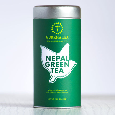 Nepal Green Tea - Gurkha Tea   - 1